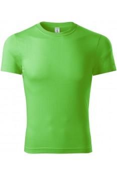 Tricou unisex, bumbac 100%, Piccolio Parade, verde mar