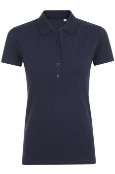Tricou polo femei, Sol's Phoenix French Navy