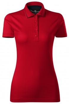 Tricou polo pentru femei Malfini Premium Grand, rosu
