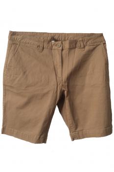 Pantaloni scurti femei Kariban KA751, camel, marime 44