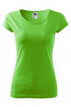 Tricou femei, bumbac 100%, Malfini Pure, verde mar