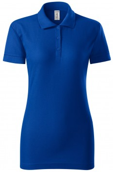 Tricou polo femei Piccolio Joy, albastru regal