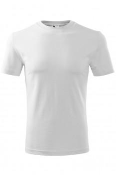 Tricou barbati, bumbac 100%, Malfini Classic New, alb