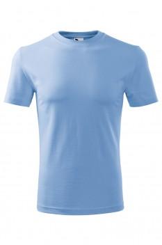 Tricou barbati, bumbac 100%, Malfini Classic New, albastru deschis