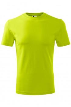 Tricou barbati, bumbac 100%, Malfini Classic New, lime