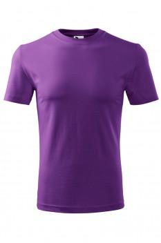 Tricou barbati, bumbac 100%, Malfini Classic New, violet