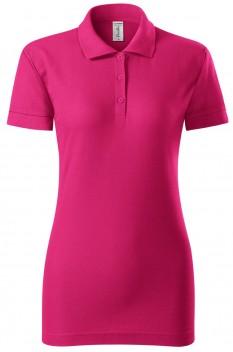 Tricou polo pentru femei Piccolio Joy, purpuriu