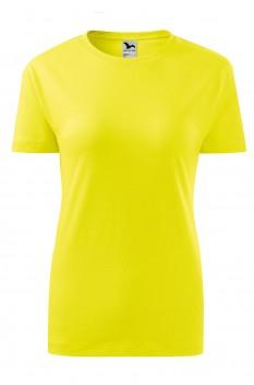 Tricou femei, bumbac 100%, Malfini Classic New, lamaie