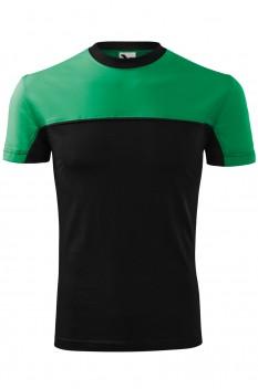 Tricou unisex, bumbac 100%, Malfini Colormix, verde mediu