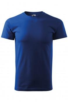 Tricou barbati, bumbac 100%, Malfini Basic, albastru regal