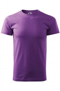 Tricou barbati, bumbac 100%, Malfini Basic, violet