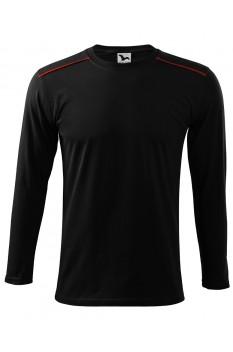 Bluza unisex Malfini Long Sleeve, negru