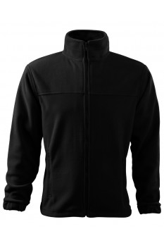 Jacheta fleece barbati, Rimeck Jacket, negru