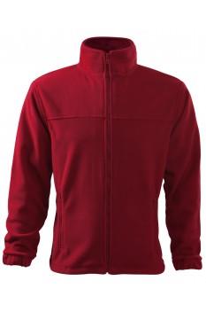 Jacheta fleece barbati, Rimeck Jacket, rosu marlboro