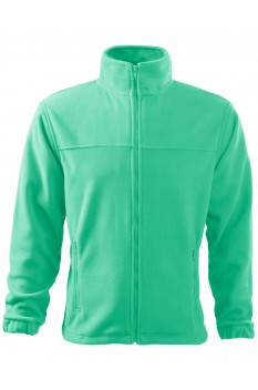 Jacheta fleece barbati, Rimeck Jacket, verde menta