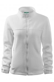 Jacheta fleece femei, Rimeck Jacket, alb