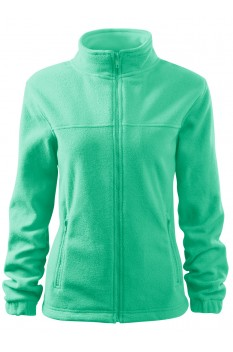 Jacheta fleece femei, Rimeck Jacket, verde menta