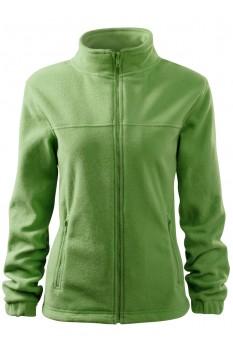 Jacheta fleece femei, Rimeck Jacket, verde iarba
