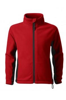 Jacheta fleece copii, Malfini Frosty, rosu