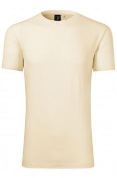 Tricou barbati, Malfini Premium Merino Rise, migdala