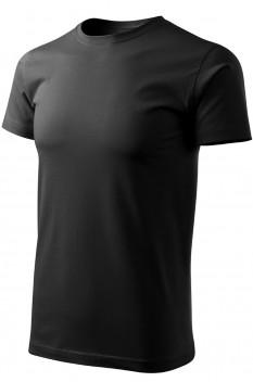 Tricou barbati, bumbac 100%, Malfini Basic Free, negru