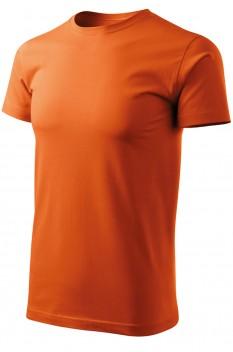 Tricou barbati, bumbac 100%, Malfini Basic Free, portocaliu