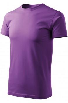 Tricou barbati, bumbac 100%, Malfini Basic Free, violet