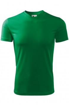 Tricou barbati, Malfini Fantasy, verde mediu