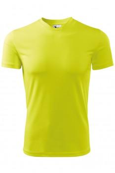 Tricou barbati, Malfini Fantasy, galben neon