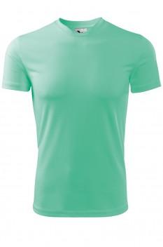 Tricou barbati, Malfini Fantasy, verde menta