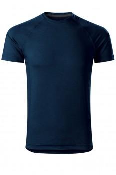 Tricou barbati, Malfini Destiny, albastru marin