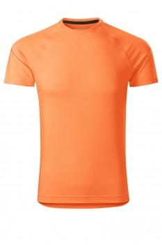 Tricou barbati, Malfini Destiny, neon mandarine