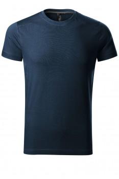Tricou barbati, Malfini Premium Action, albastru marin