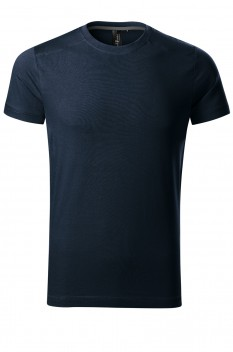 Tricou barbati, Malfini Premium Action, ombre blue