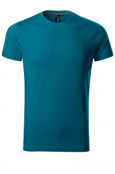 Tricou barbati, Malfini Premium Action, albastru petrol