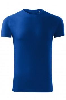 Tricou barbati, bumbac 100%, Malfini Viper Free, albastru regal