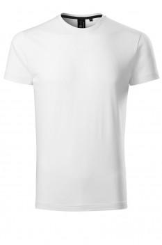 Tricou barbati, bumbac 100%, Malfini Premium Exclusive, alb