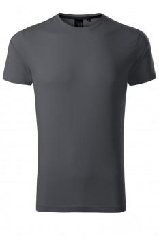 Tricou barbati, bumbac 100%, Malfini Premium Exclusive, antracit deschis
