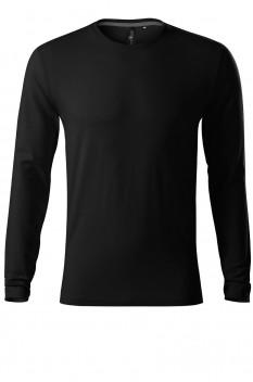 Tricou barbati, Malfini Premium Brave, negru