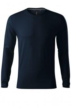 Tricou barbati, Malfini Premium Brave, albastru marin