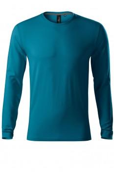 Tricou barbati, Malfini Premium Brave, albastru petrol
