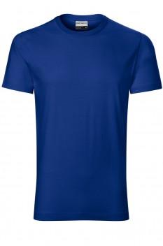 Tricou barbati, bumbac 100%, Rimeck Resist, albastru regal