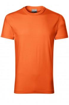 Tricou barbati, bumbac 100%, Rimeck Resist, portocaliu