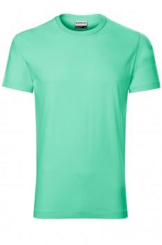 Tricou barbati, bumbac 100%, Rimeck Resist, verde menta