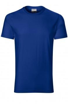 Tricou barbati, bumbac 100%, Rimeck Resist Heavy, albastru regal