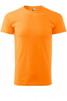 Tricou barbati, bumbac 100%, Malfini Basic, tangerine orange