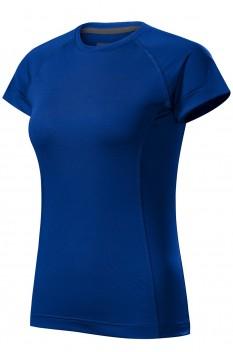 Tricou femei, Malfini Destiny, albastru regal