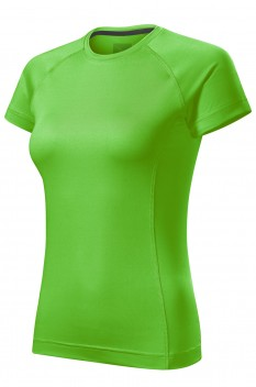 Tricou femei, Malfini Destiny, verde mar