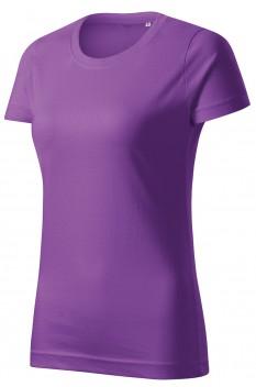 Tricou femei, bumbac 100%, Malfini Basic Free, violet