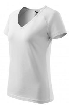 Tricou femei, Malfini Dream, alb